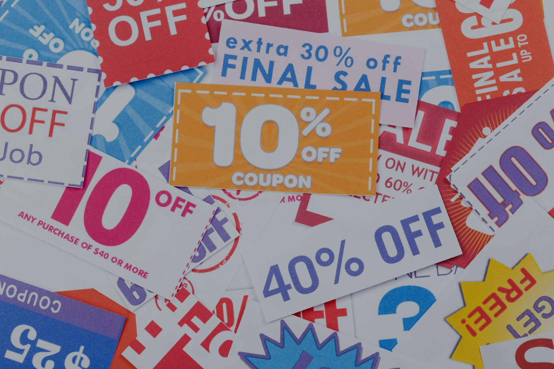How to make Coupons work harder for your brand