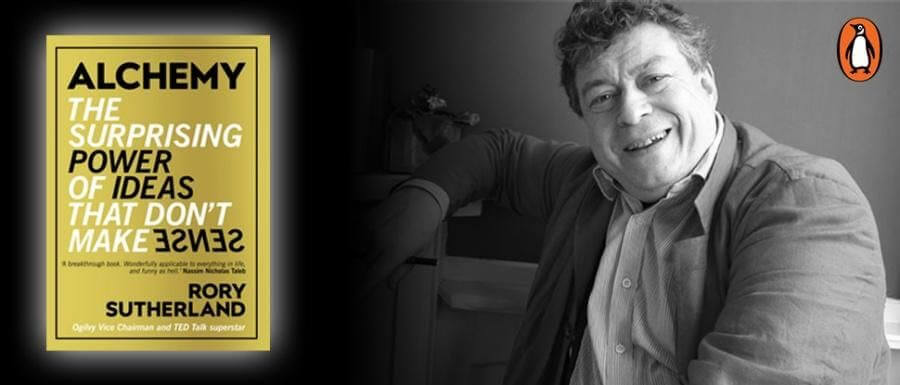 3 things really interesting things we learned from Rory Sutherland, at this month's JFDI Early Worm Club